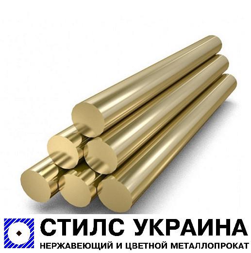 Круг бронзовый 120мм БрАЖ 9-4