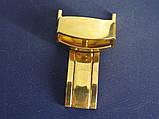 Клипса к ремешку S18-20 мм золото, фото 2