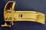 Клипса к ремешку S18-20 мм золото, фото 3