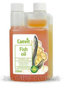 Canvit Fish Oil Канвит Фиш Оил 250 мл