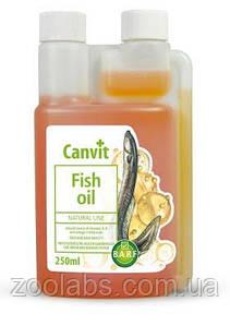 Рыбий жир для собак Canvit Fish Oil 250 мл