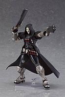 Figma No.393 Overwatch Reaper, Овервотч Жнец Фигма, Good Smile Company, фото 1