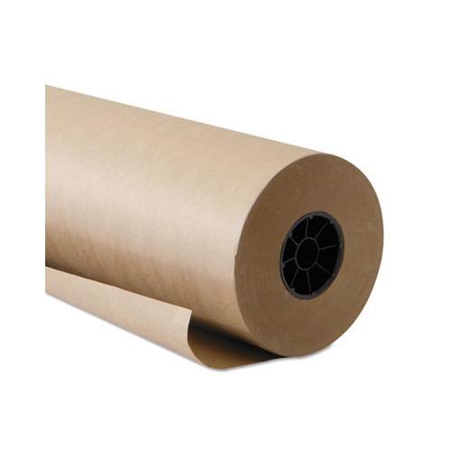 Бумага в рулоне для роллера 84 х 100 м крафт
