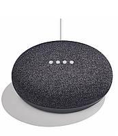Умная колонка Google Home Mini Black (Charcoal) - HOMEMINIB