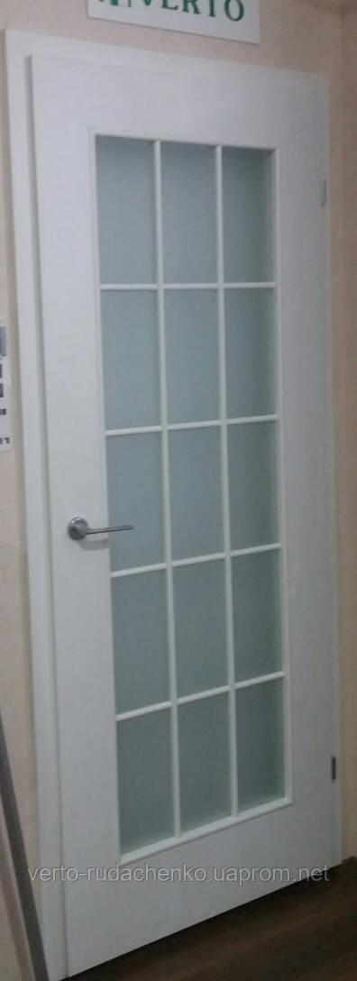 Двери Verto Стандарт 2Б  в белом цвете