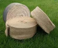 Межвенцовый утеплитель для деревянного дома в ленте джут/лен шир.20 см длина 25 м упаковка 2000 м