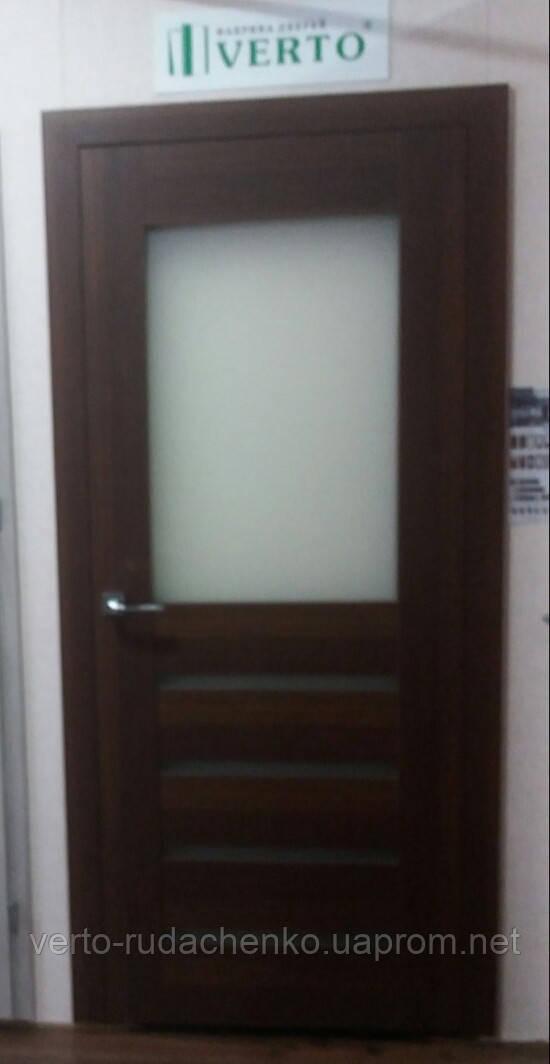 Двери Verto Лада-Нова 6А.5 цвет Корпатский дуб «ЭКО-Шпон»