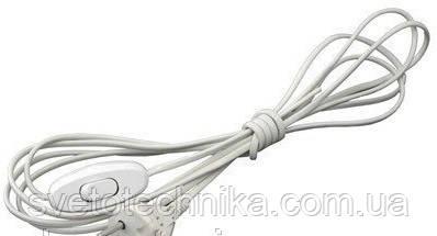 Сетевой шнур для БРА с вилкой и выключателем