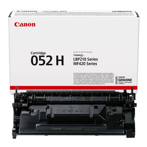 Заправка картриджа Canon 052H, фото 2