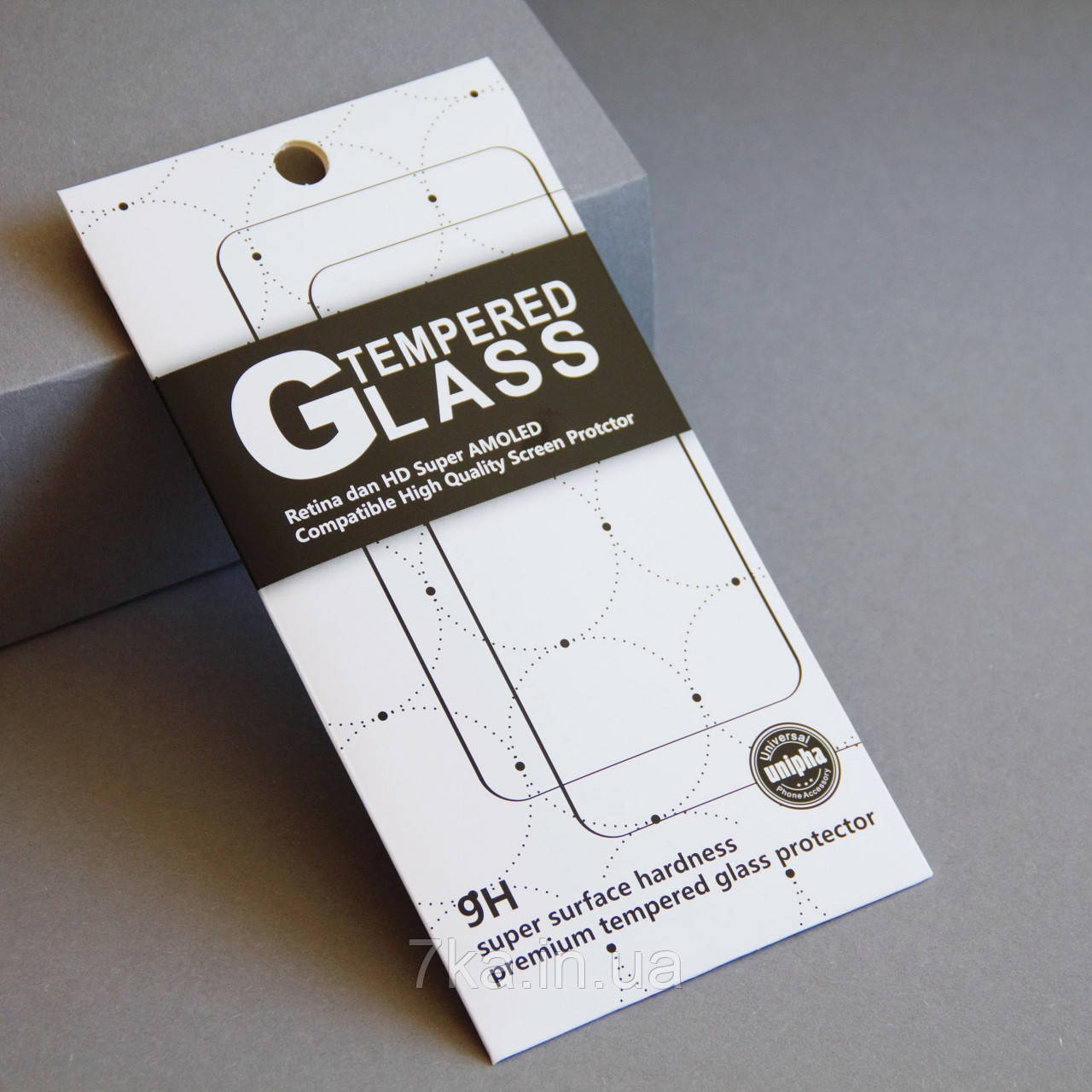 Защитное стекло на  Moto G6