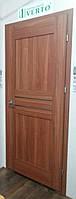 Двери Verto ЕВА 2.0 в цвете Акация медовая «ЭКО-Шпон»