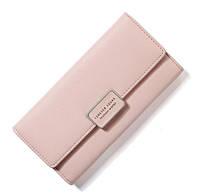 Жіночий гаманець SUNROZ Forever Young із захистом від сканування RFID Рожевий (SUN3520)