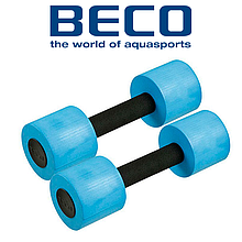Гантели для аквафитнеса Beco 96042 PowerDumbbells р.S