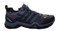 """Кроссовки мужские """"Adidas Terrex Swift"""", серые (Кросівки чоловічі Адідас / Адидас, сірі)"""
