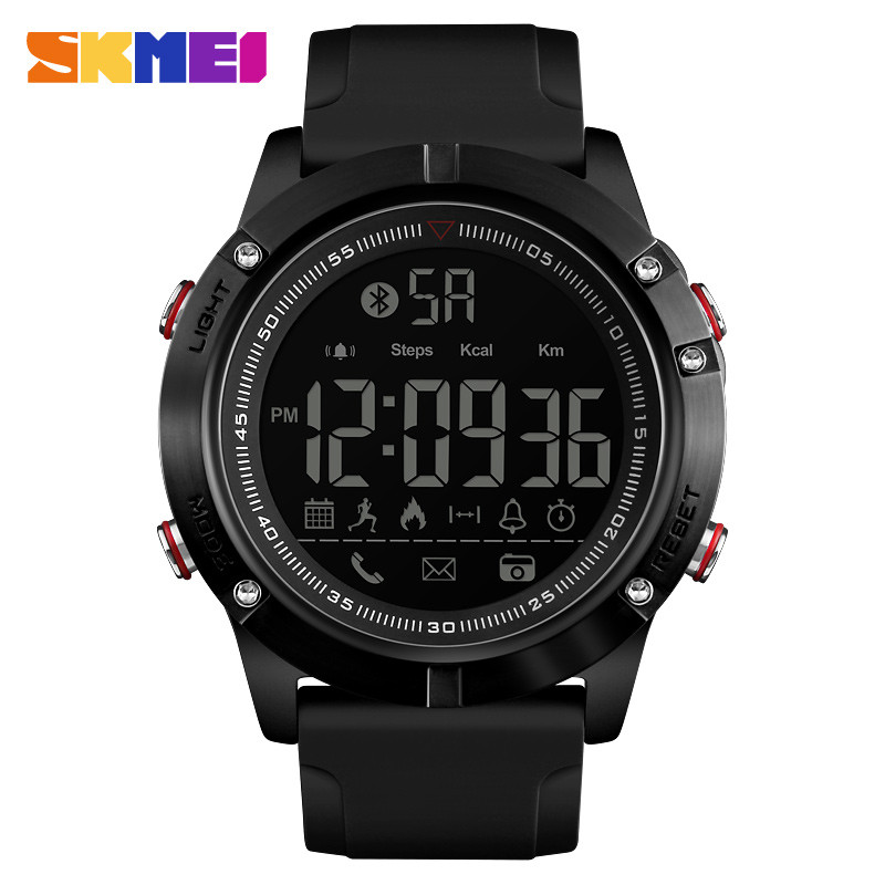 Skmei 1425 мужские спортивные смарт часы