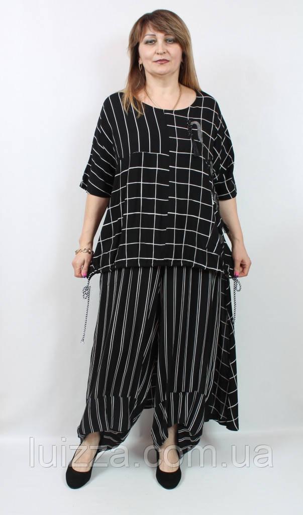a0f22385dfd Женский костюм из Турции 54-64р Darkwin - Luizza-Луиза женская одежда  больших размеров