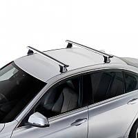 Багажник на крышу для SUBARU Субару Legacy 5d wagon (03->09) (2 алюмин попереч)