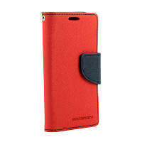 Чохол-книжка для Huawei Y3 2017 Goospery Червоний