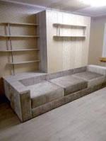 Шкаф кровать 1600*2000 с диваном