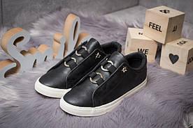 Кроссовки женские Ideal Black, черные 14291