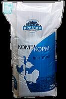 Комбикорм Крамар для цыплят кур старт ПК 2-6 (c 1 по 8 неделю), фото 1