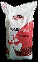 Комбикорм для бройлеров финиш Крамар ПК 6-4 (с 25го дня), фото 1