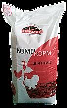 Комбикорм для бройлеров финиш Крамар ПК 6-4 (с 25го дня)