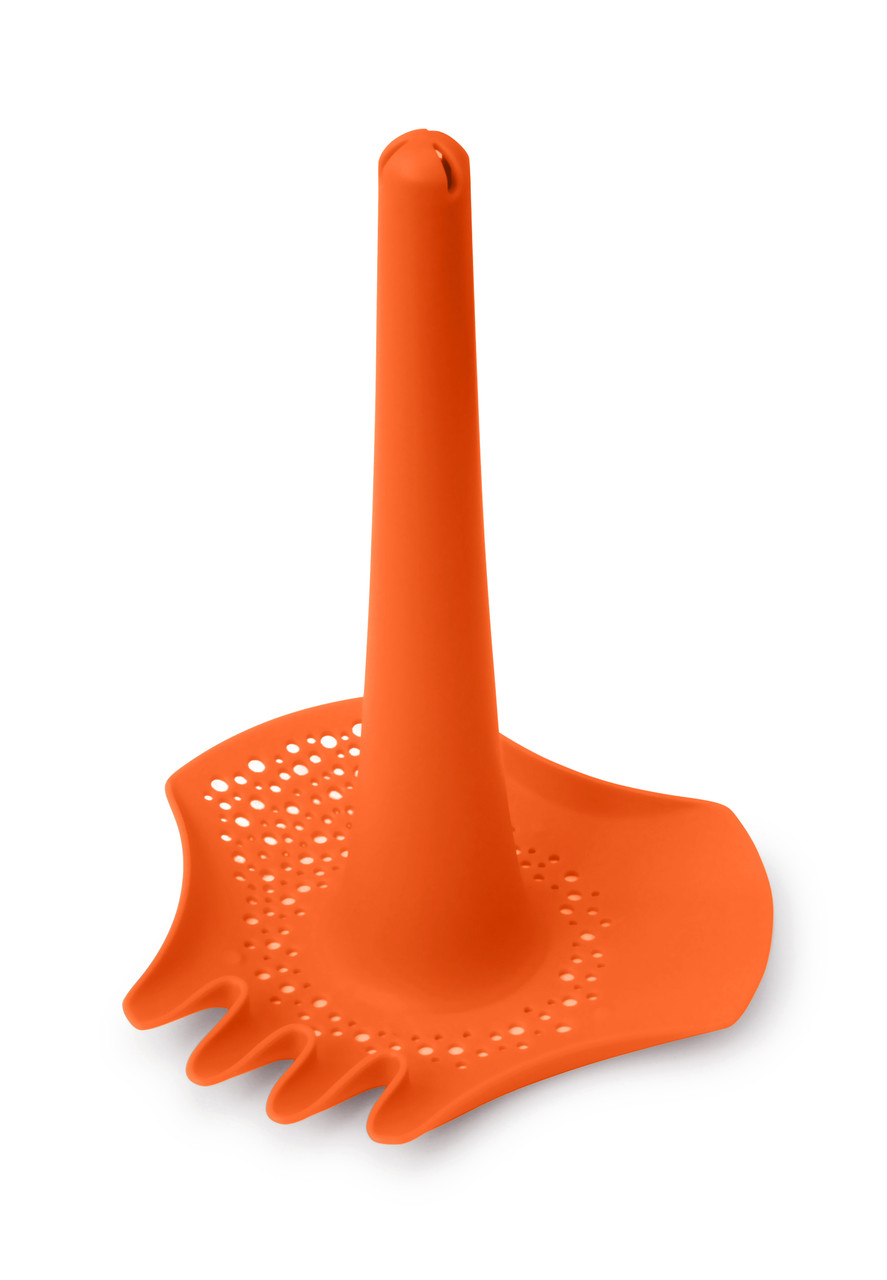 """Игрушка """"TRIPLET"""" 4 в 1 для песка, снега и воды (цвет оранжевый) QUUT"""