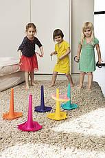 TRIPLET. Игрушка 4 в 1 для песка, снега и воды (цвет оранжевый) QUUT, фото 3