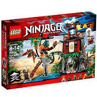 """Конструктор """"Острів тигрячої вдови """", Lego"""