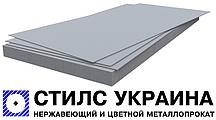 Лист алюминиевый 1,5х1000х2000 мм марка АД0 (1050)