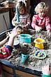 """Игрушка """"TRIPLET"""" 4 в 1 для песка, снега и воды (цвет оранжевый) QUUT, фото 4"""