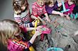 """Игрушка """"TRIPLET"""" 4 в 1 для песка, снега и воды (цвет оранжевый) QUUT, фото 5"""
