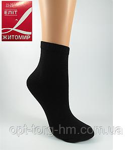 Черные подростковые носки 36-40р.