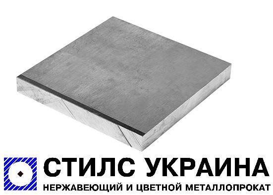 Плита алюминиевая 50мм 1250х3000 Д16Т
