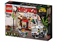 """Конструктор """"Погоня містом """", Lego"""