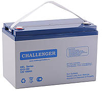 Аккумулятор Challenger G12-100 (GEL,12В, 100Ач)