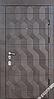 Двери Антрацит Стандарт + «СТРАЖ» (Украина)