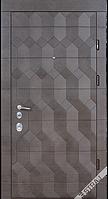 Двери Антрацит Стандарт + «СТРАЖ» (Украина), фото 1
