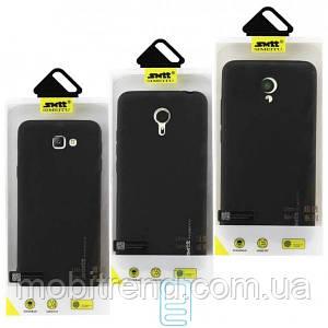 Чехол силиконовый SMTT Huawei P9 Plus черный
