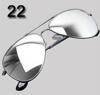 Очки № 22. Классический стиль - авиатор для мужчин и женщин