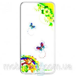 Накладка Fashion Diamond Huawei P9 принт #5