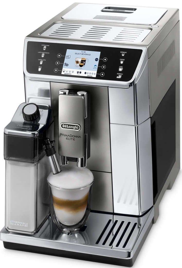 Кофемашина DeLonghi ECAM PrimaDonna Elit 650.55 MS