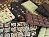 Шоколад Ritter Sport черный шоколад 50% какао. Германия 100г, фото 3