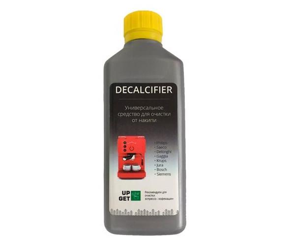Жидкость для очистки накипи кофемашин Getup 250 мл (1 чистка)
