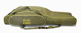Чехол для удилищ KIBAS 3 секции Smart KS6012, КОД: 149625