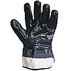 Рукавички нітрилові робочі МБС Нафтовик 6-026 твердий манжет