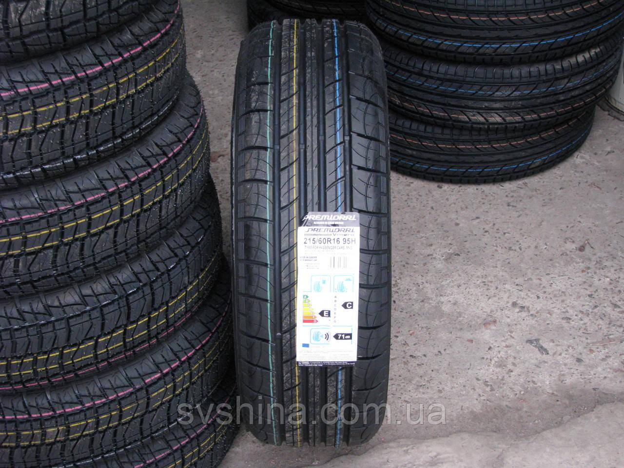 Всесезонные шины 215/60R16 Premiorri Vimero M+S, 95H.