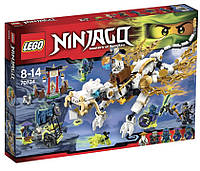 "Конструктор ""Дракон майстра Ву"", Lego"