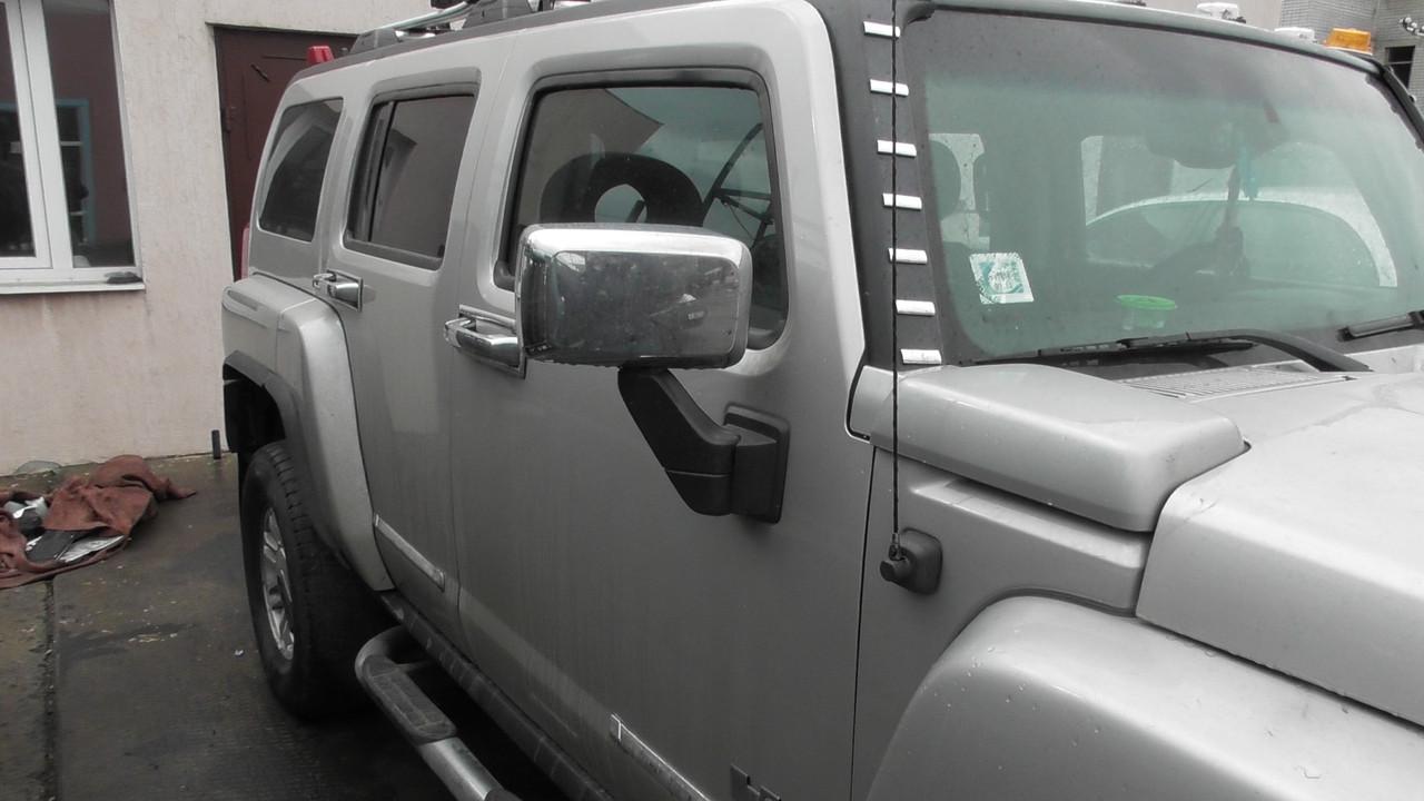 15094400 Стекло двери передней правой 2005 г. Hummer H3 2005-2010 г.в. оригинал. В наличии!